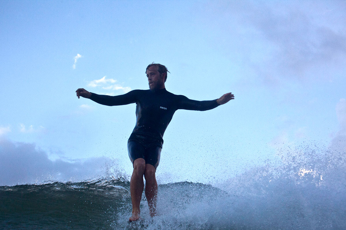Jory mens shortie wetsuit by Neon Wetsuits