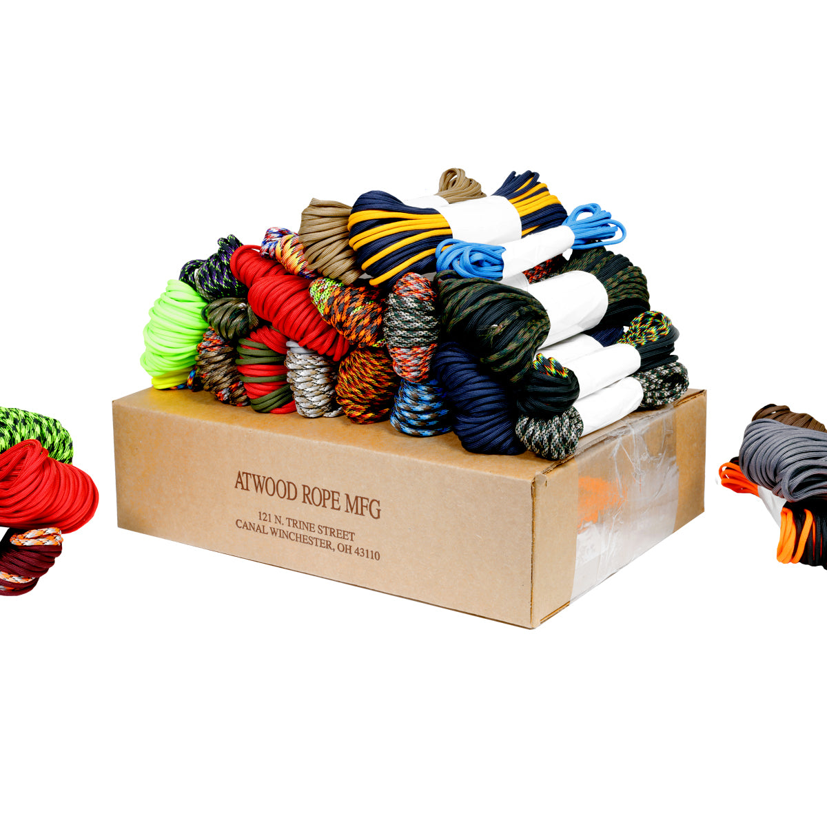10lb Paracord Mystery Box!