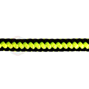 5/8 x 150ft Arborist Tree Line - Neon Yellow & Black