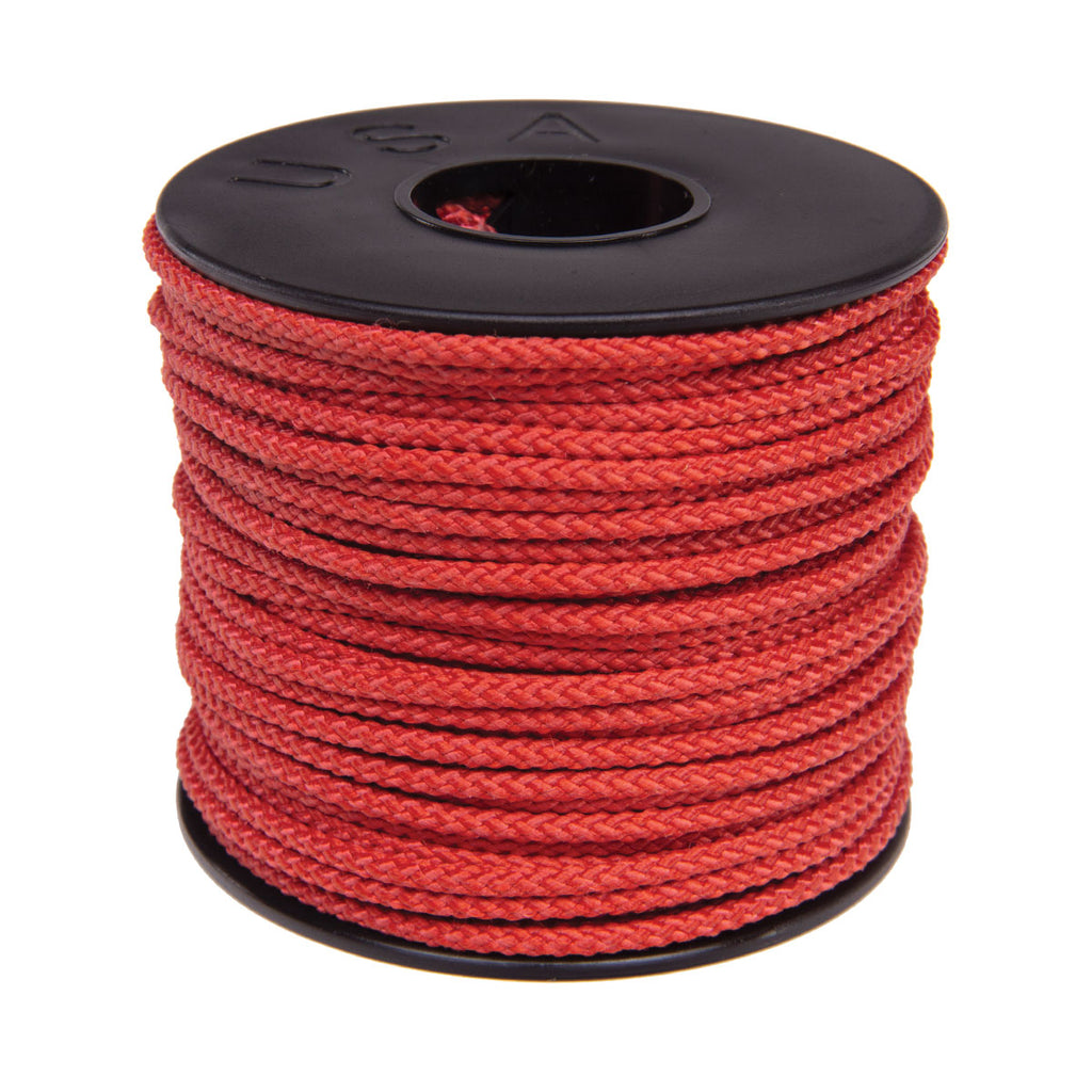 1/16 Red Kevlar Spool 110ft