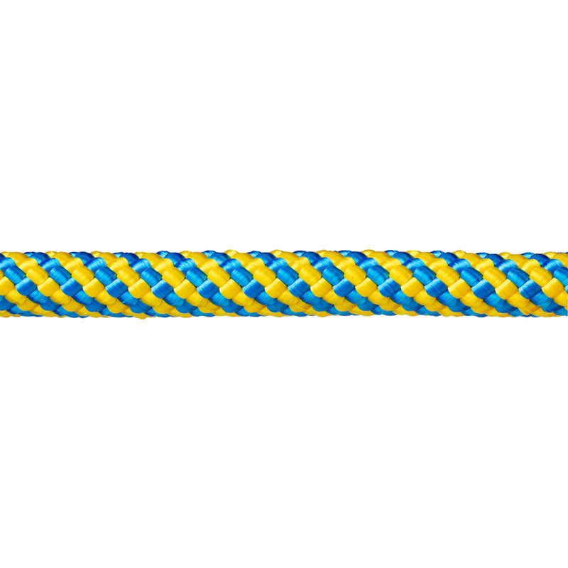 1/2 - Yellow and Carolina Blue Stripes