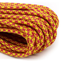 1/4 x 100ft - Golden Yellow & Fuchsia Check