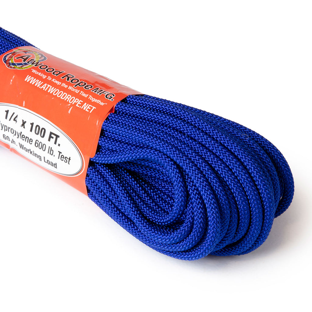 1/4 x 100ft - Royal Blue