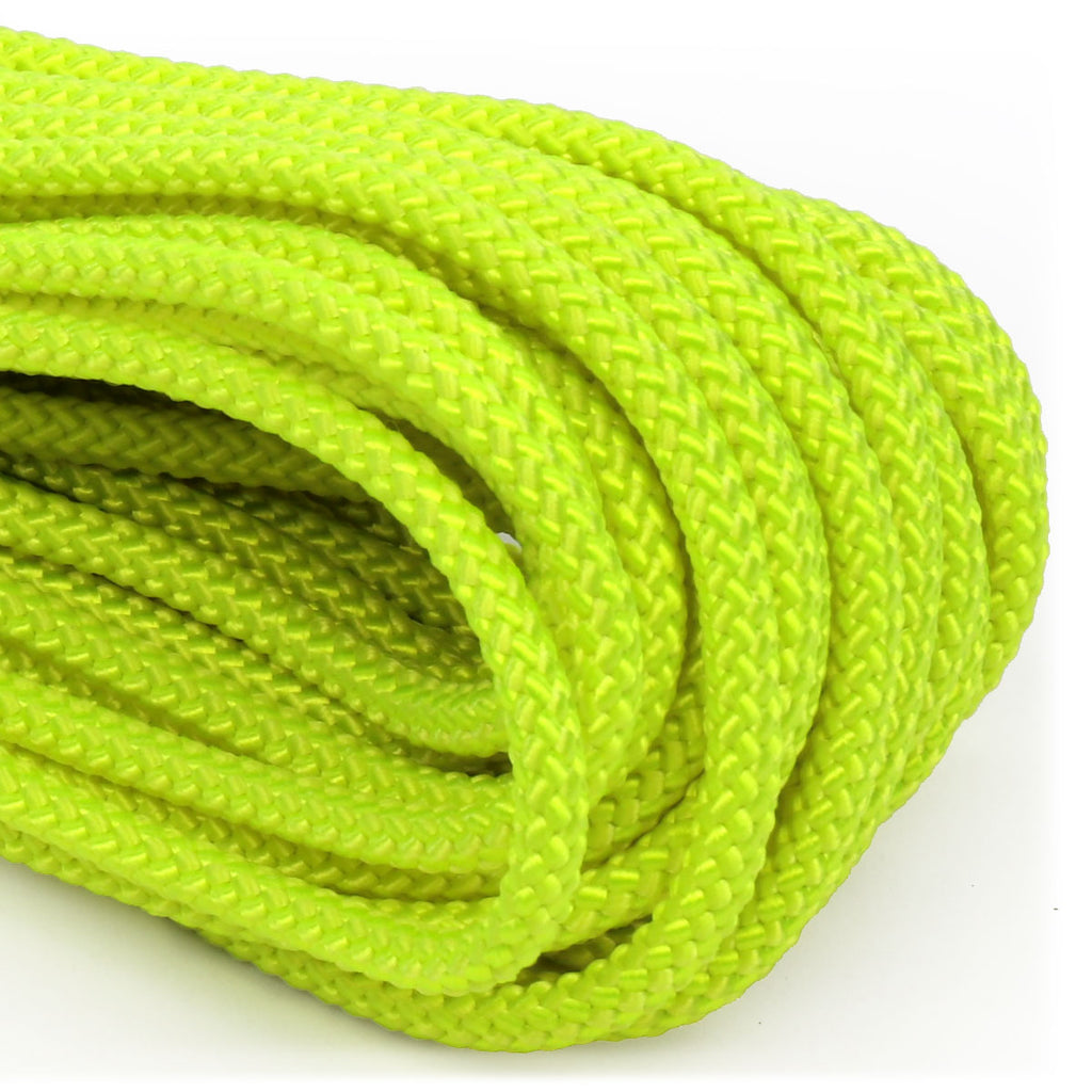Polyester 3/16 x 100ft - Neon Yellow