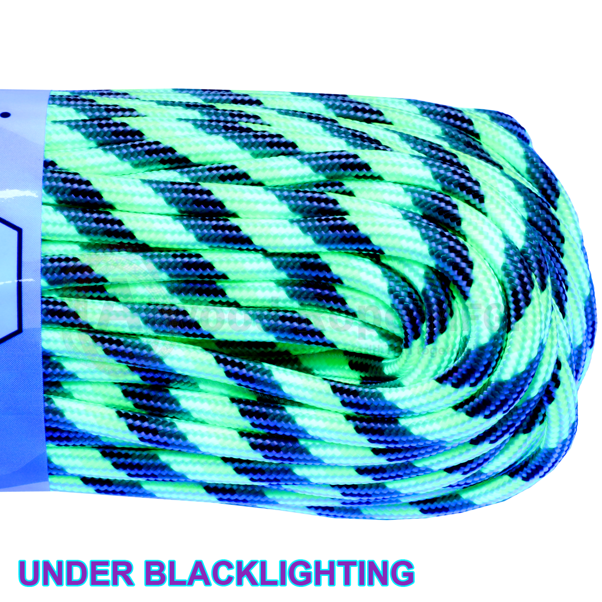 550 x 100ft Paracord Cyber