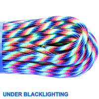 550 Paracord - Light Stripes
