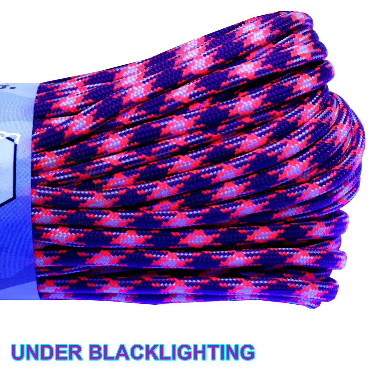 550 x 100ft Paracord Purplelicious