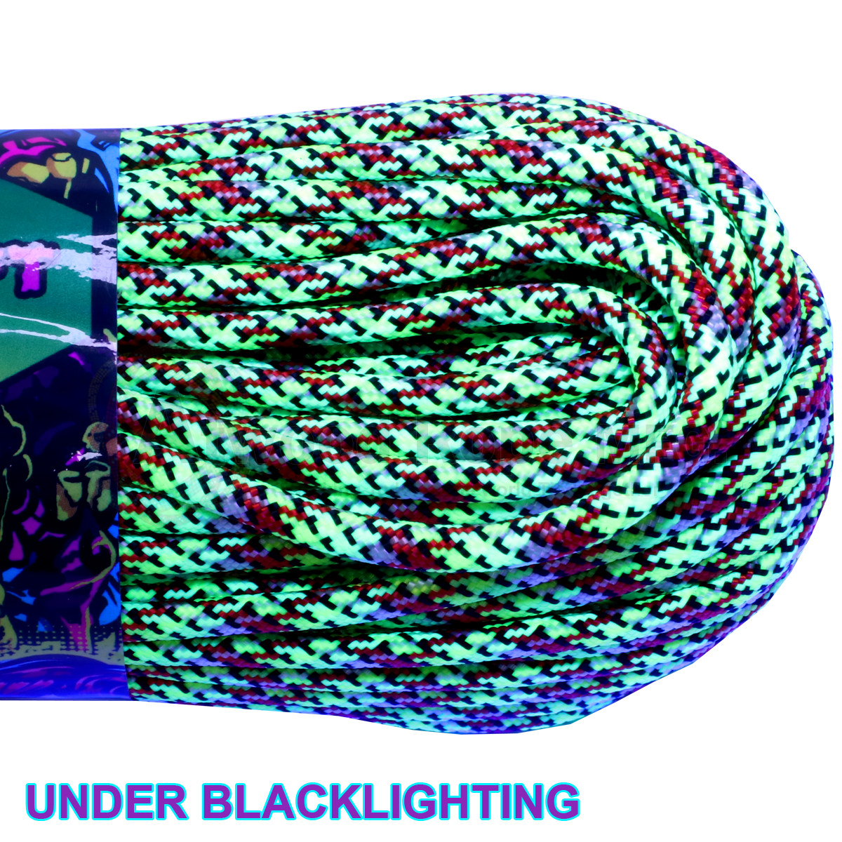 550 x 100ft Paracord Toxicity