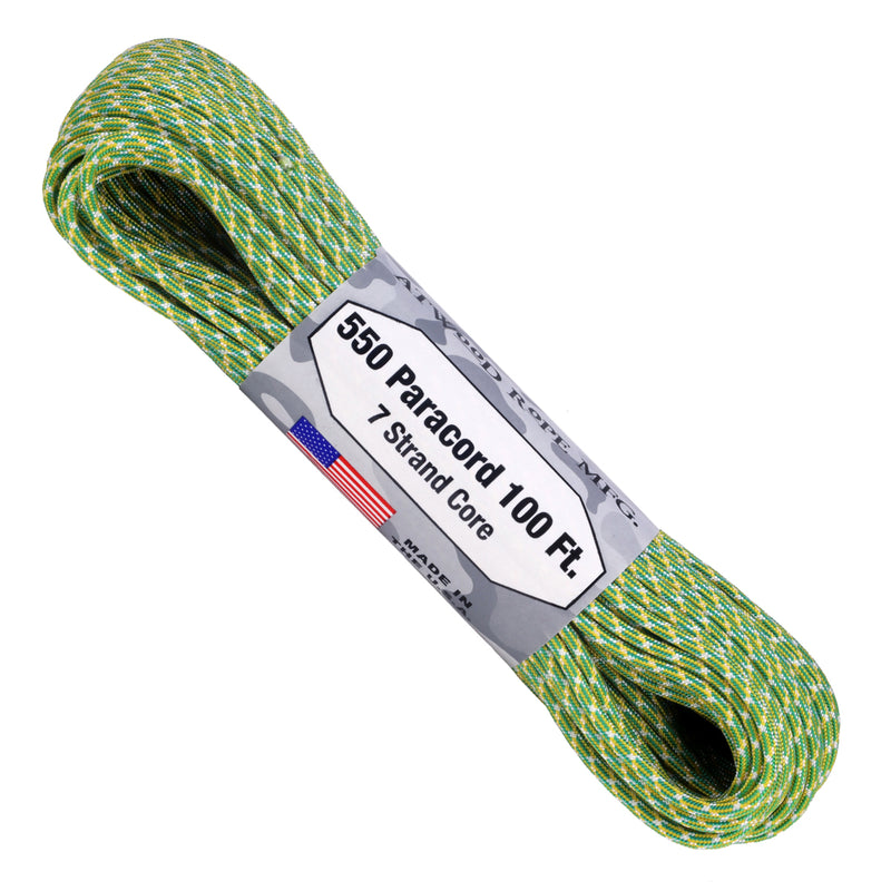 550 x 100ft Paracord - Leprechaun