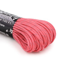 550 Paracord Reflective - Pink