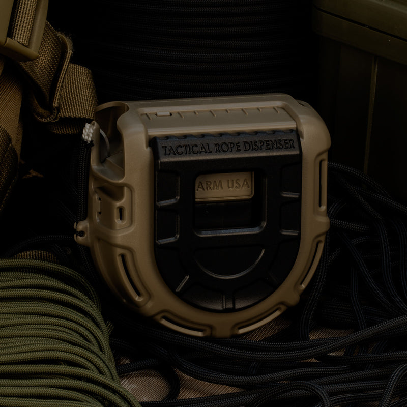 TRD - Tactical Rope Dispenser - FDE