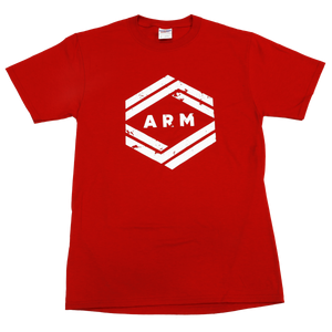 arm-red-w-white-t-shirt