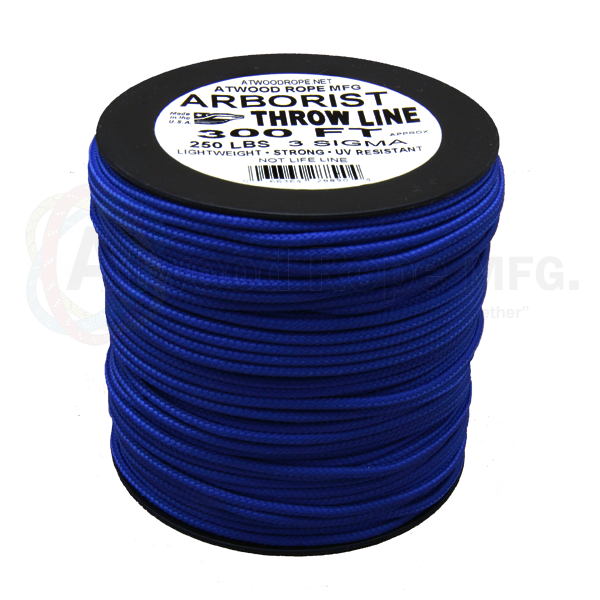 Arborist Throw Line - Blue