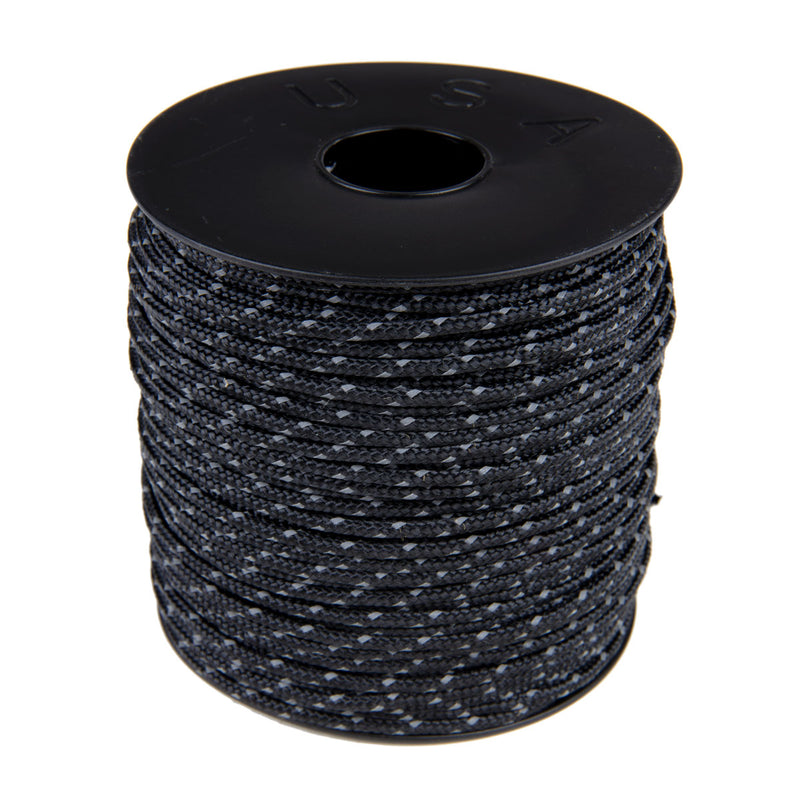 Arborist Throw Line - Black Reflective