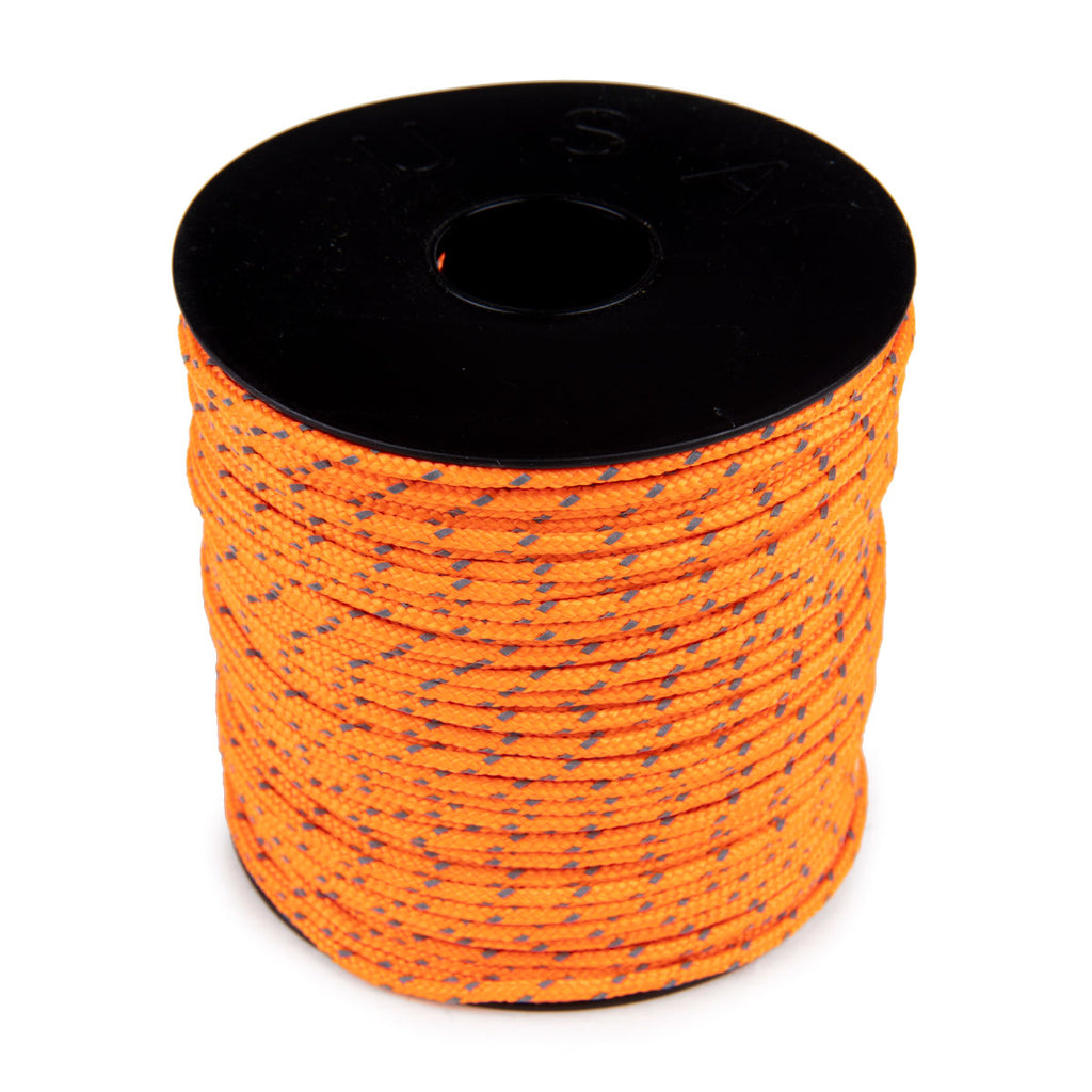 Arborist Throw Line - Orange Reflective