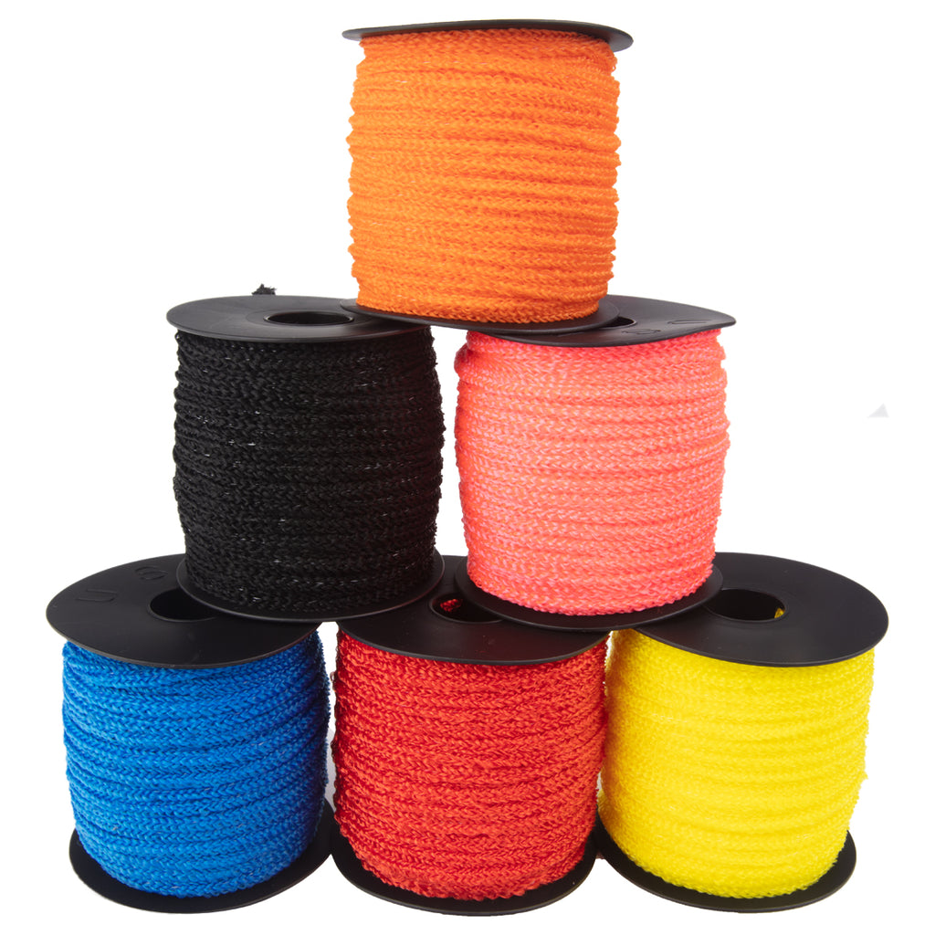 "5/16"" - XL PLUSH Elastic 75 ft spool"