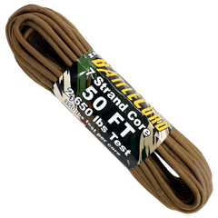 5.6mm x 50ft Battle Cord - Coyote
