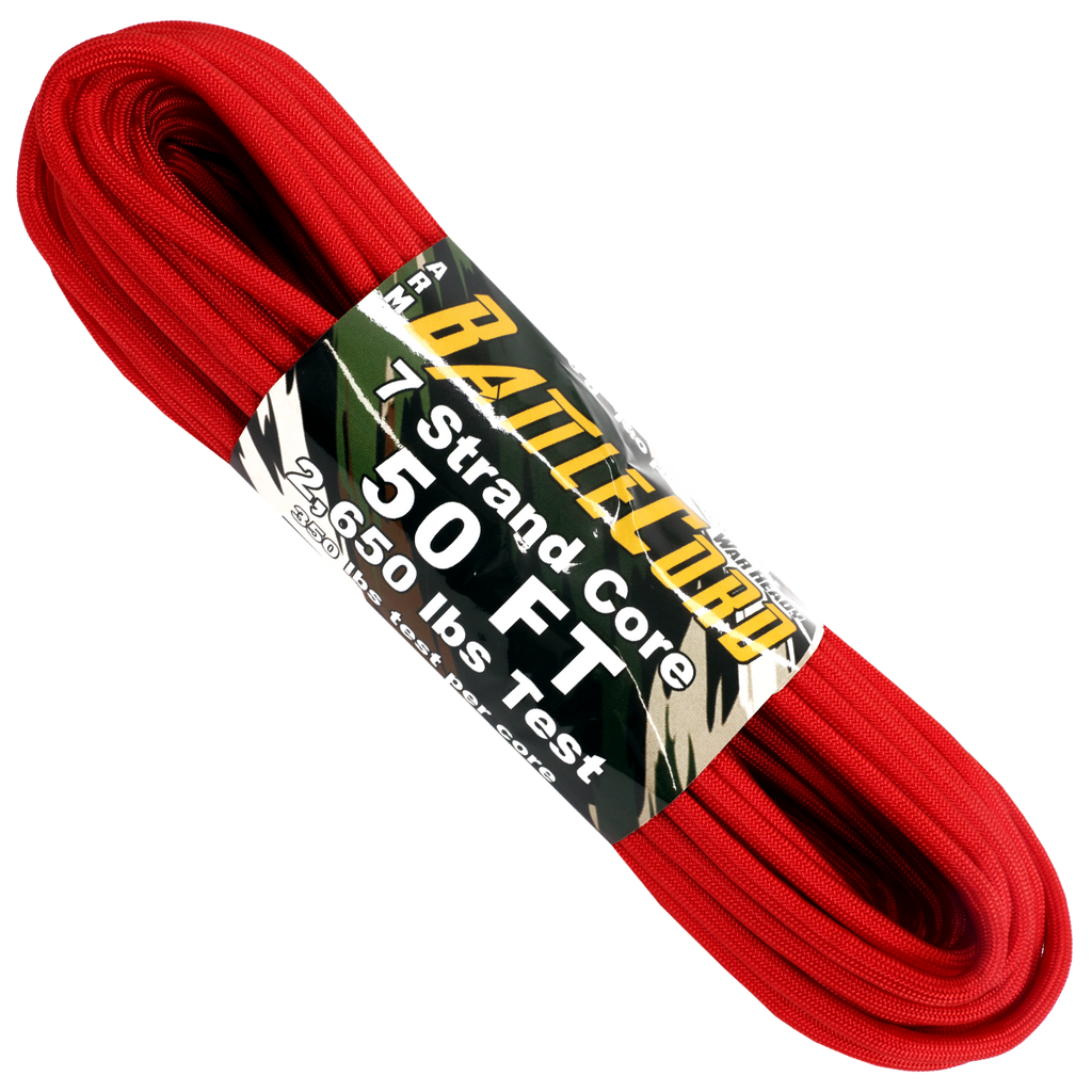 5.6mm Battle Cord - Red