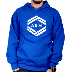 ARM Sweat Shirts - Blue
