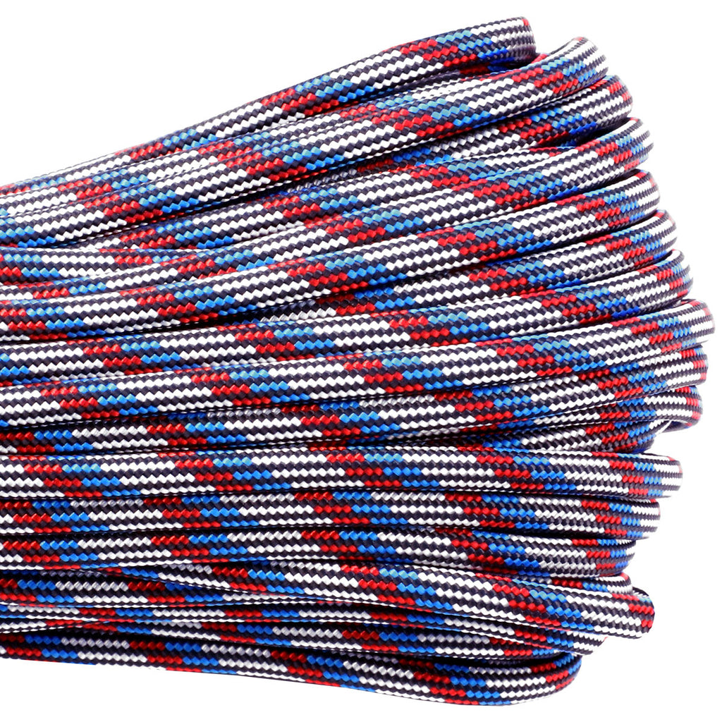 550 Paracord - Captain America