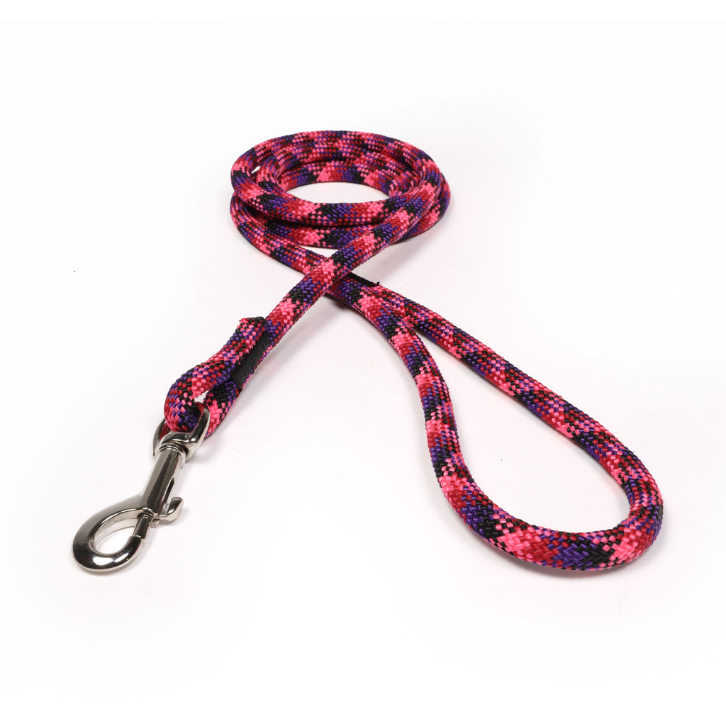 3/8 Candy Snake Rope Leash