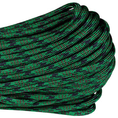 550 x 100ft Paracord - Deep Forest