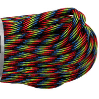 550 Paracord - Dark Stripes