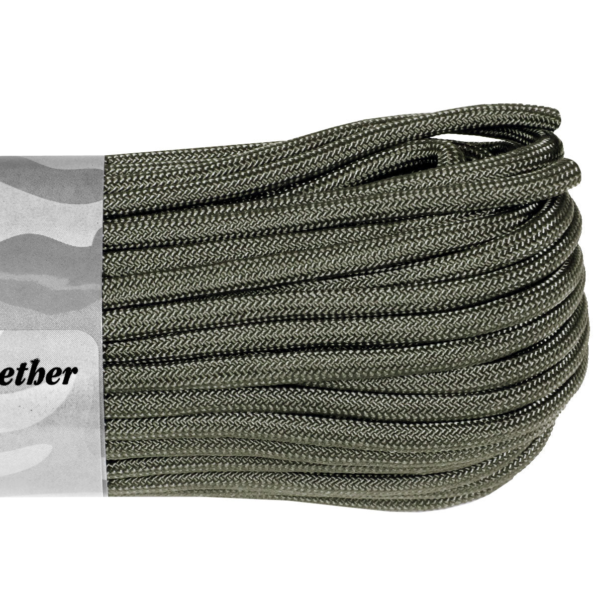 550 x 100ft Paracord - Foliage