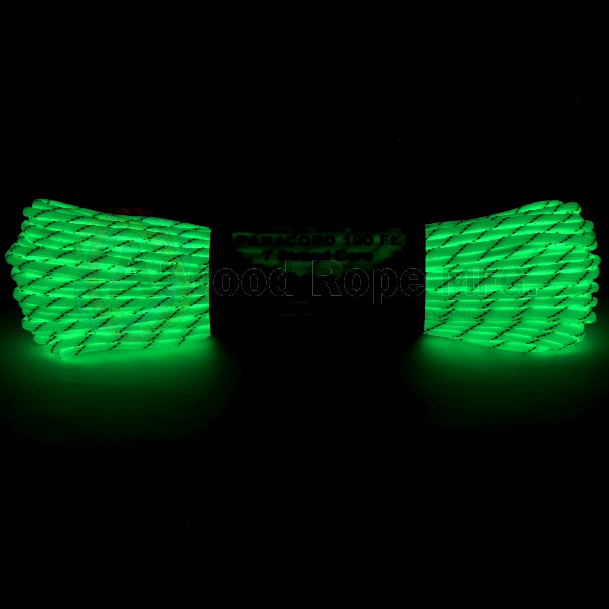 Uber Glow Reflective Paracord