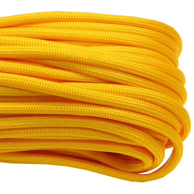 550 Paracord - Golden Yellow