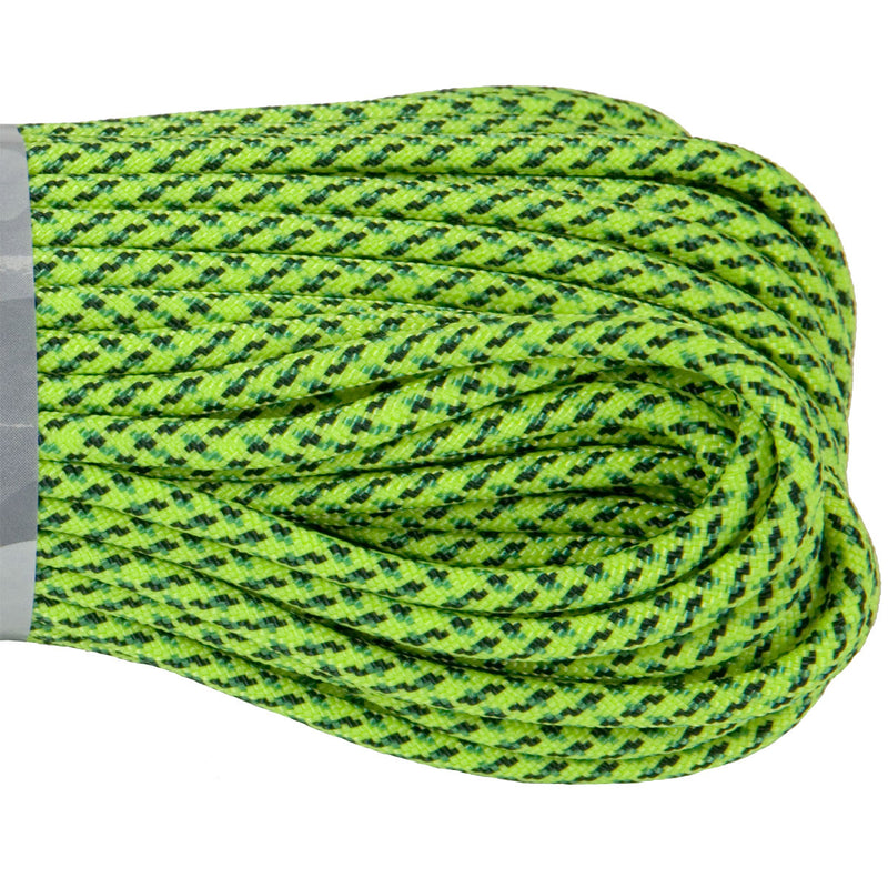 550 Paracord - Green Spec Camo