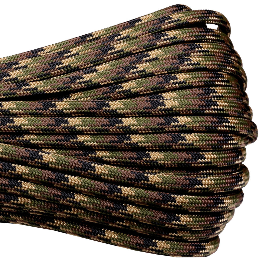 550 Paracord - Ground War