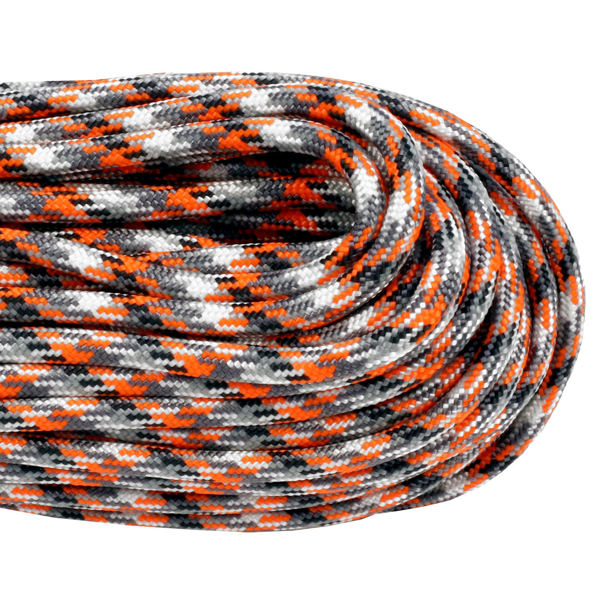 550 x 100ft Paracord - Heavy Metal