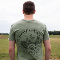 ARM Twilight Desert - Military Green T-Shirt