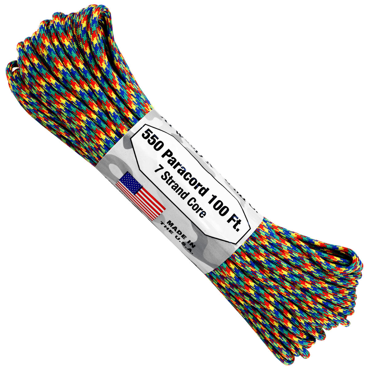 550 x 100ft Paracord Jolly
