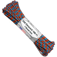 550 Paracord - Man of Steel