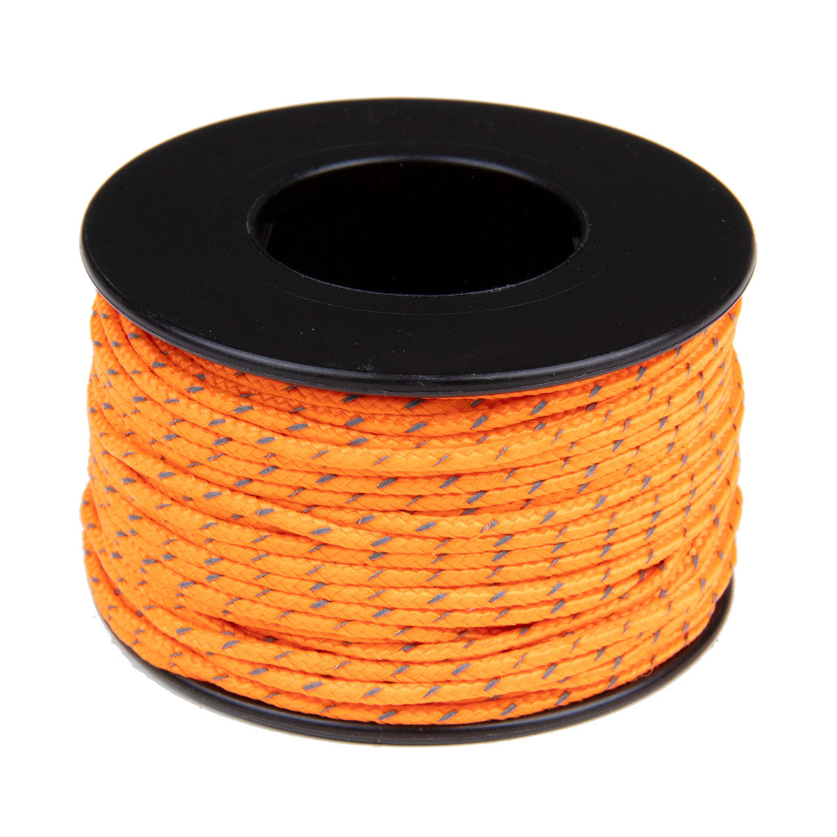 Micro Cord Reflective - Neon Orange - 80ft