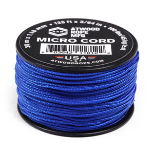 1.18mm Micro Cord - Royal Blue