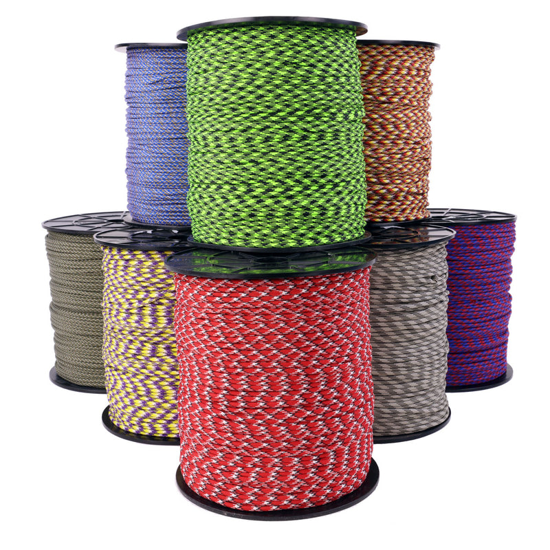 1000 Foot Spool Made in the United States Vile 550 Paracord for Paracord Crafts