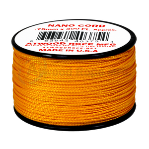 .75mm Nano Cord - Air Force Gold