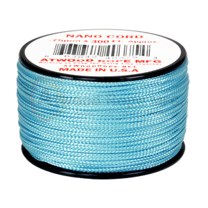 .75mm Nano Cord - Carolina Blue