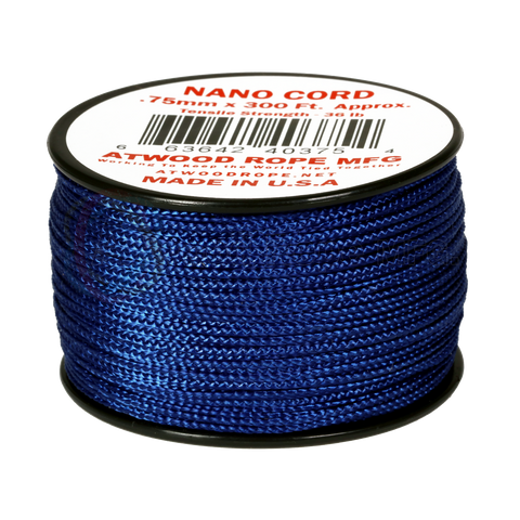 .75mm Nano Cord - Royal Blue