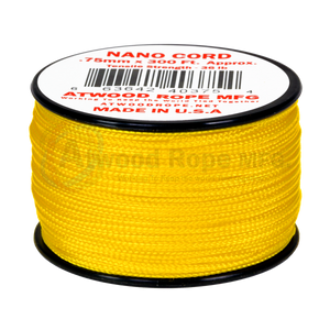 .75mm Nano Cord - Yellow