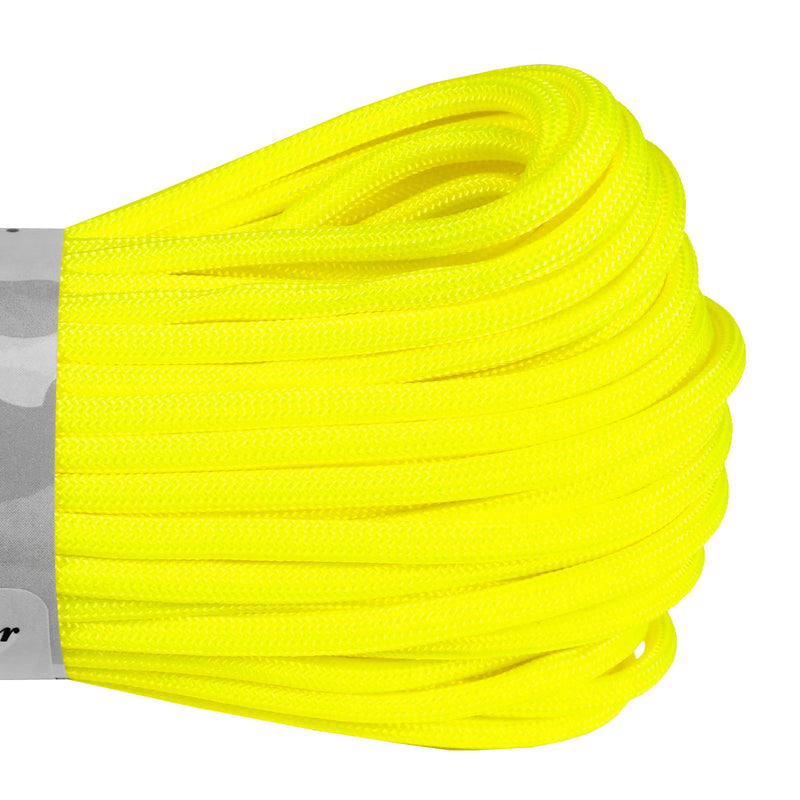 550 Paracord - Neon Yellow