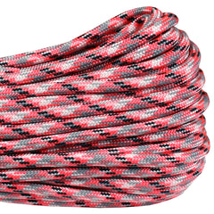 550 x 100ft Paracord - Pink Camo