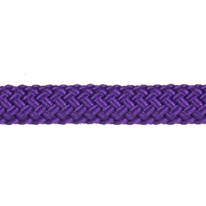 3/8 Purple Rope Leash
