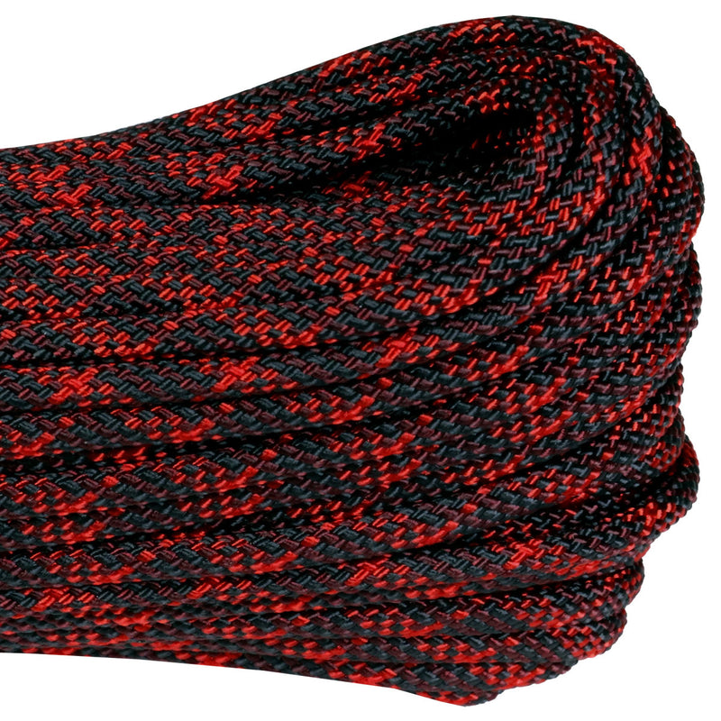 550 Paracord - Red Hawk