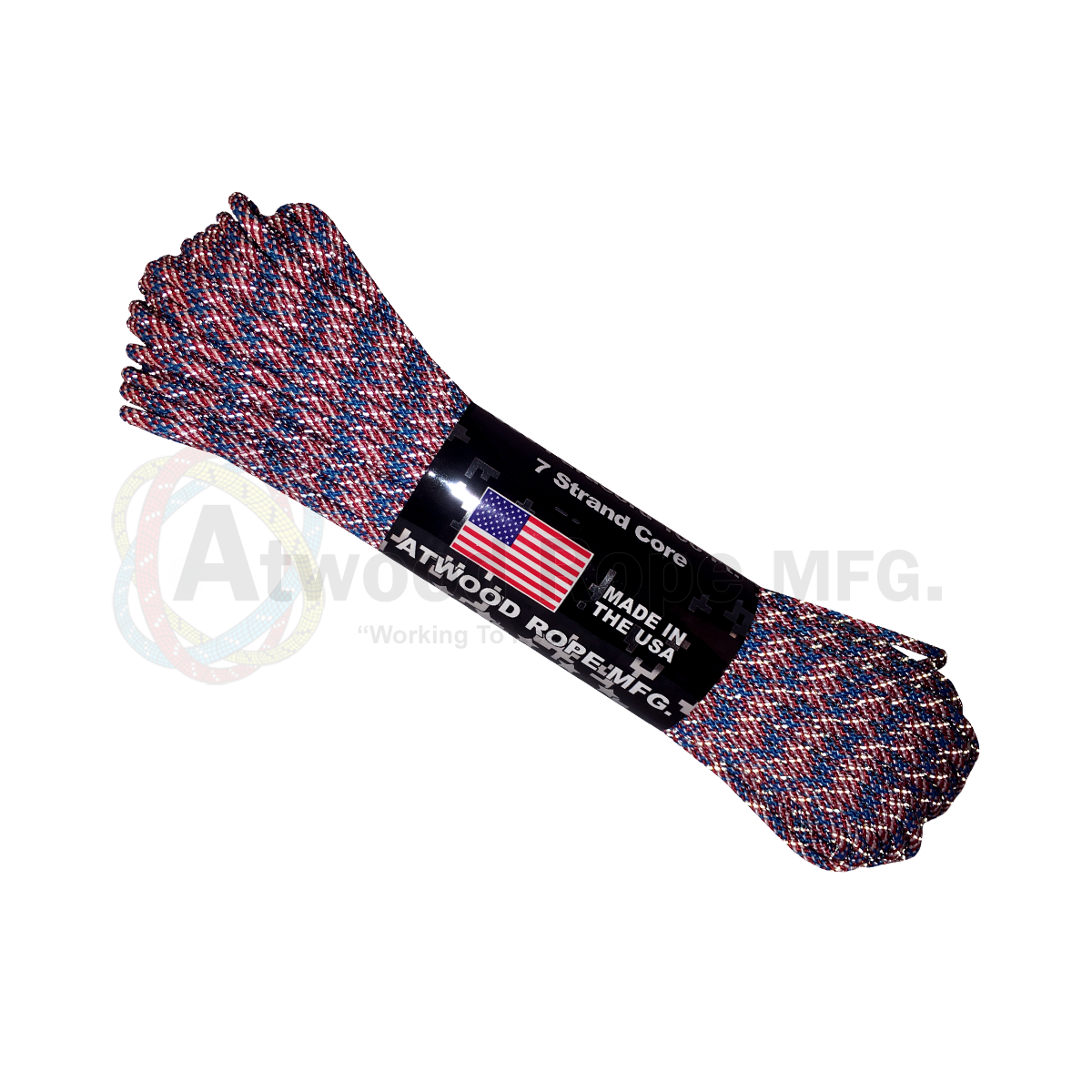 550 Paracord Reflective - Flag