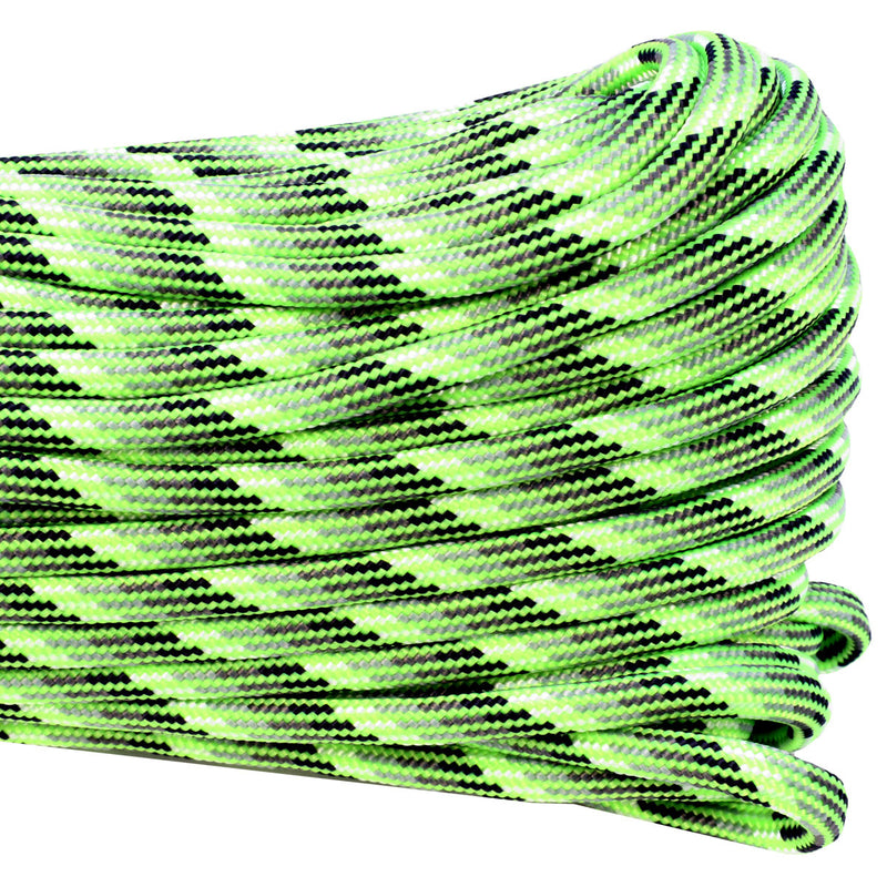 550 x 100ft Paracord - Radioactive