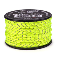 1.18mm Micro Cord Reflective - Neon Yellow